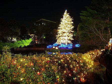 クリスマスツリー4(玉川学園)