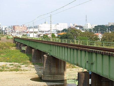 鉄橋(八高線)