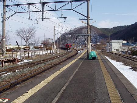 455系(磐梯熱海駅)6