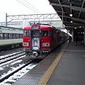 Photos: 455系(会津若松駅)