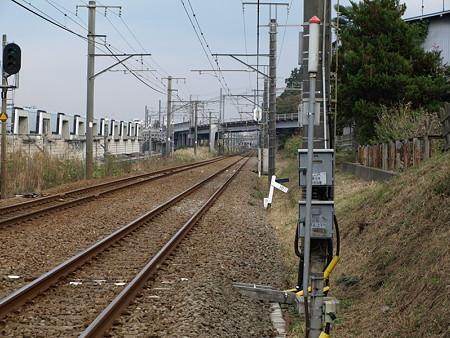 横浜線長津田踏切