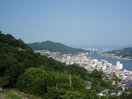 千光寺山からの景色