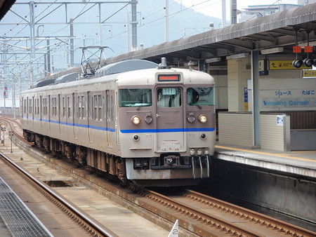 115系(三原駅)