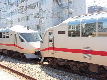 丹後エクスプロ-ラー(尼崎駅)