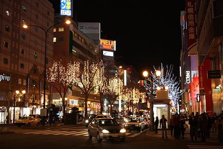 札幌市街地