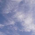 Photos: もつれ雲 北東側の空