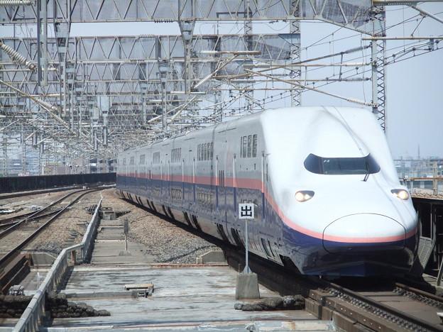 上越新幹線E4系 P5編成