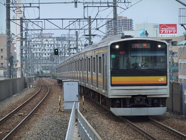 南武線205系1200番台 ナハ51編成