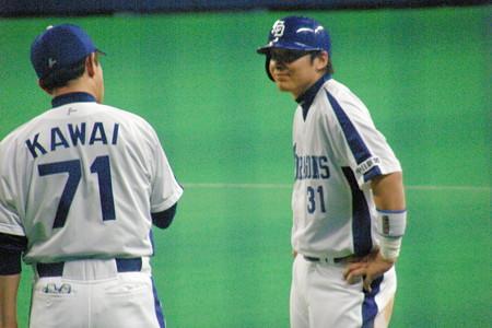 70 川相さんと塁上で語ろう