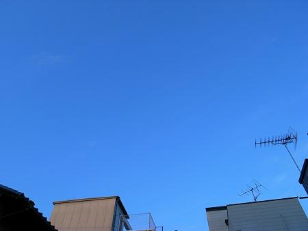 20090127の空