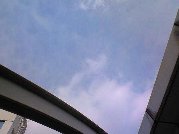 Photos: 今日ので空
