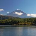 写真: 去年の初冠雪富士…本年初冠雪記念アップ