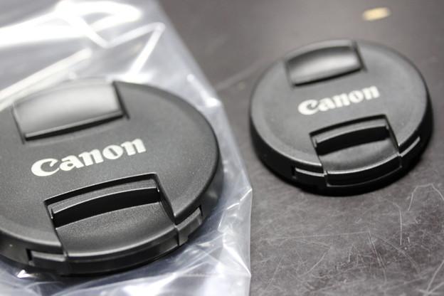 Canon Lens Cap E-72II & E-52II