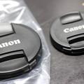 Photos: Canon Lens Cap E-72II & E-52II