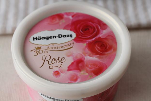 Haagen-Dazs 30th Anniversary Rose(ハーゲンダッツ 30周年アニバーサリー ローズ)1