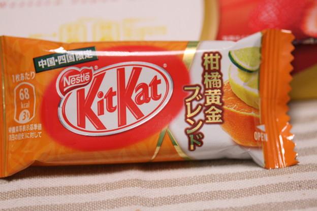 Nestle KitKat 中国・四国限定 柑橘黄金ブレンド 1