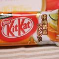 Photos: Nestle KitKat 中国・四国限定 柑橘黄金ブレンド 1