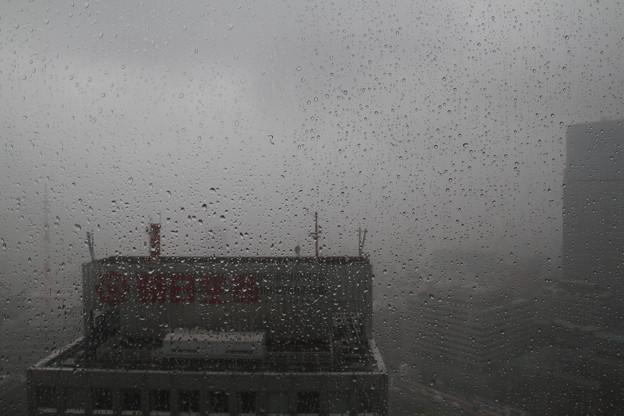 窓からの景色(4月30日から5月1日のインターバル撮影)7 5月1日
