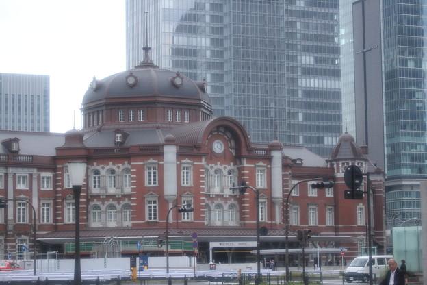 東京駅ドーム 5月1日 プロ ソフトン-A使用