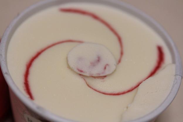 Haagen-Dazs white peach raspberry(ハーゲンダッツ 白桃 ラズベリー)期間限定 2