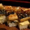 写真: 焼き鯖寿司 滋賀-もみじ屋