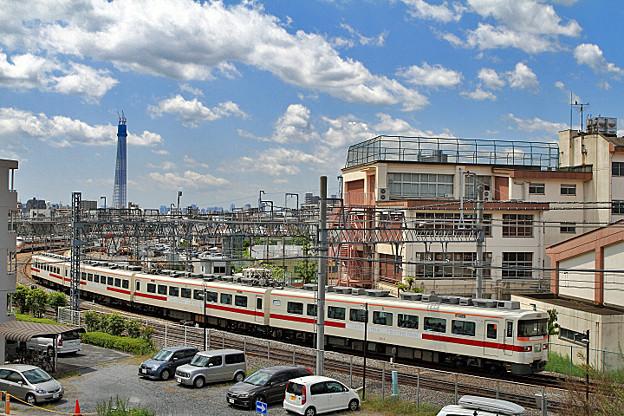 SKYTREE TRAIN (当時)