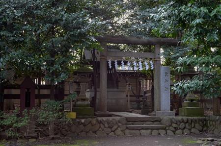 大國魂神社 巽神社