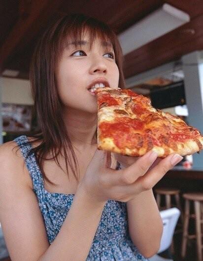 魅力的な女性の食べるもの?(笑)  (5)