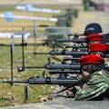 Photos: 新疆の公安訓練 (2)