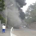 Photos: 炎上するバス 北京での出来事 (3)