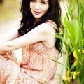 写真: 張萌 天津出身の女優 (2)