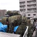 宮崎市中心市街地で不発弾処理79