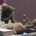 宮崎市中心市街地で不発弾処理80