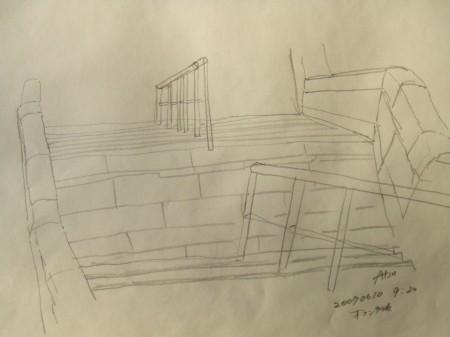 070610_オランダ坂から観た階段