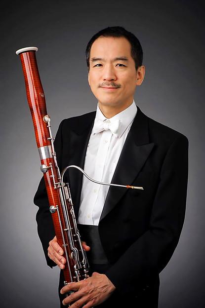森田格 もりたいたる ファゴット奏者  Itaru Morita