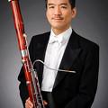 写真: 森田格 もりたいたる ファゴット奏者  Itaru Morita
