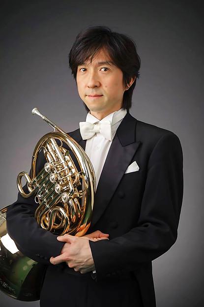 勝俣泰 かつまたやすし ホルン奏者  Yasushi Katsumata