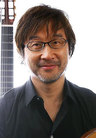 尾尻雅弘 おじりまさひろ ギター奏者 クラシック・ギタリスト