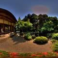 2014年6月1日 吐月峰紫屋寺庭園 360度パノラマ写真(2) HDR