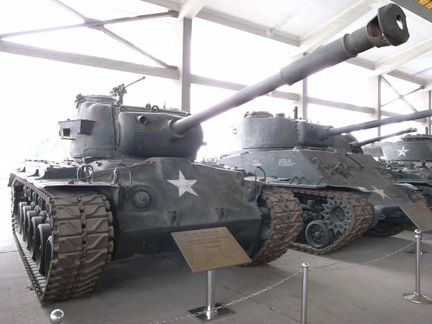 M26 パーシング戦車