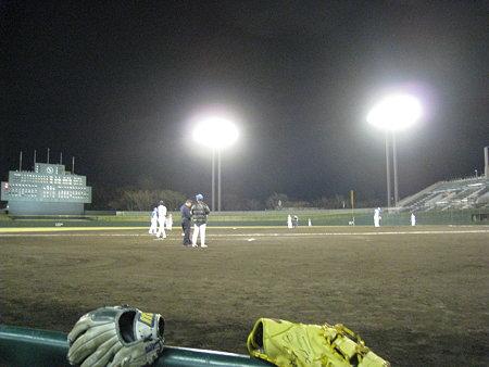 おじサンダース保土ヶ谷硬式野球場3