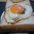 Photos: 目玉焼きパン