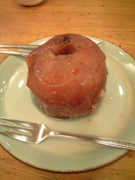 神田の焼きリンゴ