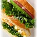 Photos: ホシノ山食サンド