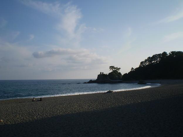 Photos: 坂本龍馬さんもこの海と空を見ていたと思うと感慨深いものがある  桂浜にて