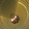 写真: 巨大アトリウム