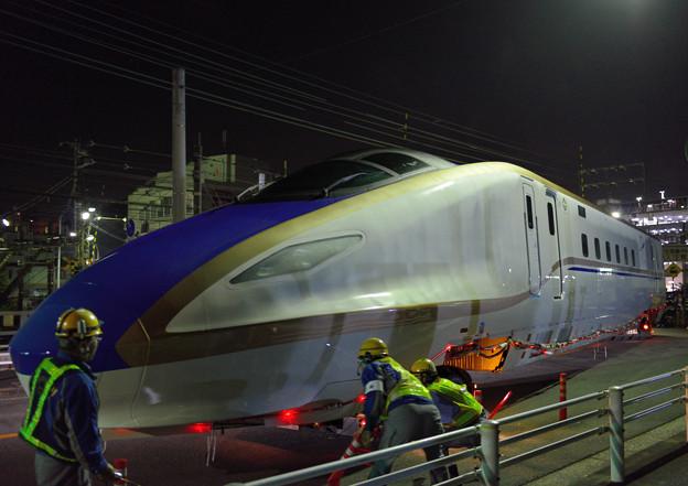 金沢八景駅付近