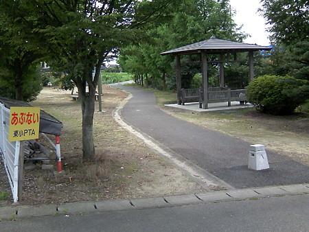 緑水ふれあい公園の風景2