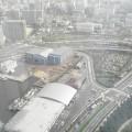 写真: 朱鷺メッセ展望台から見た風景(2)