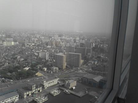 朱鷺メッセ展望台から見た風景(8)